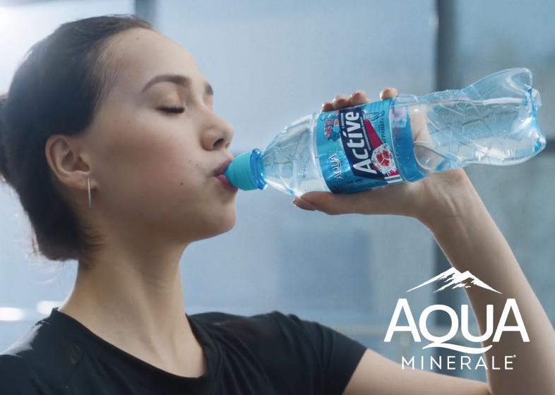 PepsiCo <br>Aqua Minerale Active | OLV2