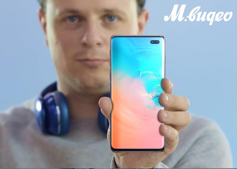 М.Видео <br>Samsung Galaxy — 1